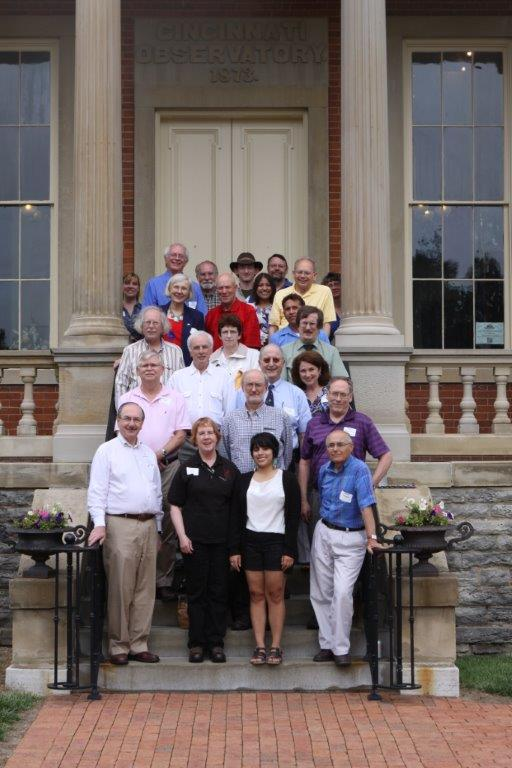 Group photo of Waff symposium participants